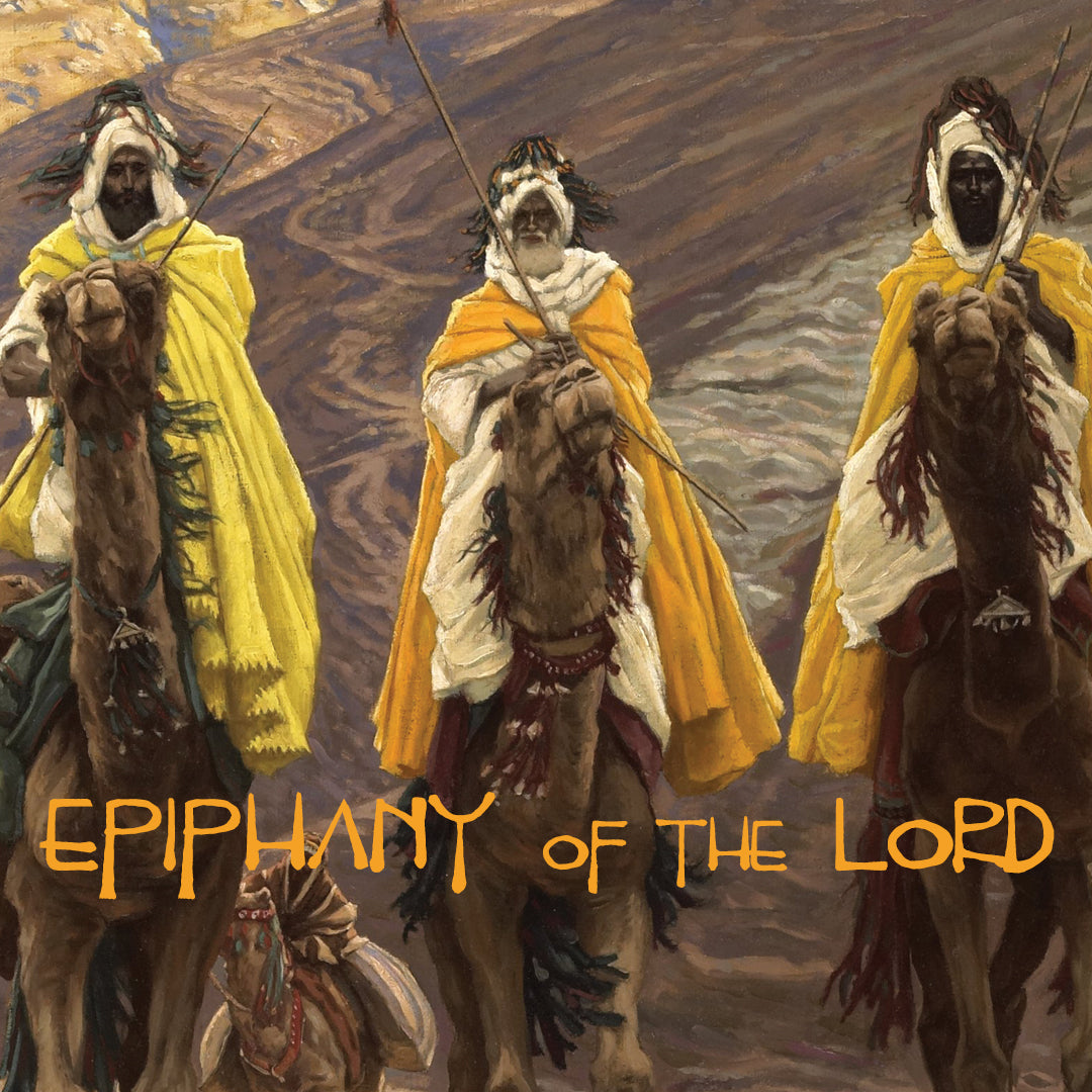 Jan.5.20 – The Epiphany of the Lord