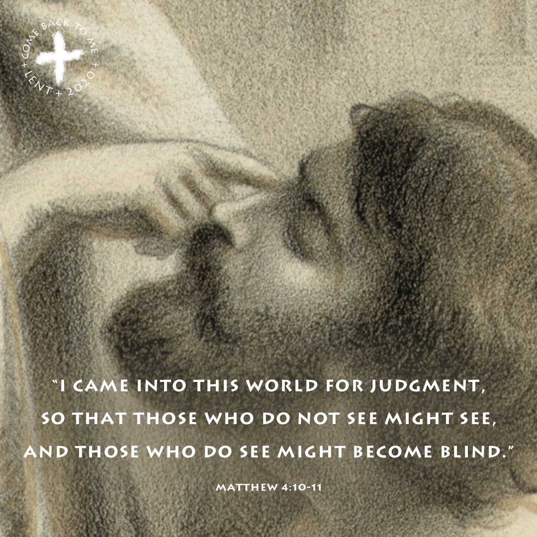 March 22, 20 – 4th Sunday of Lent