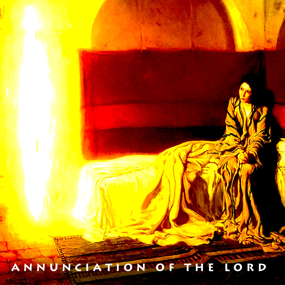 March 25,20 – The Annunciation