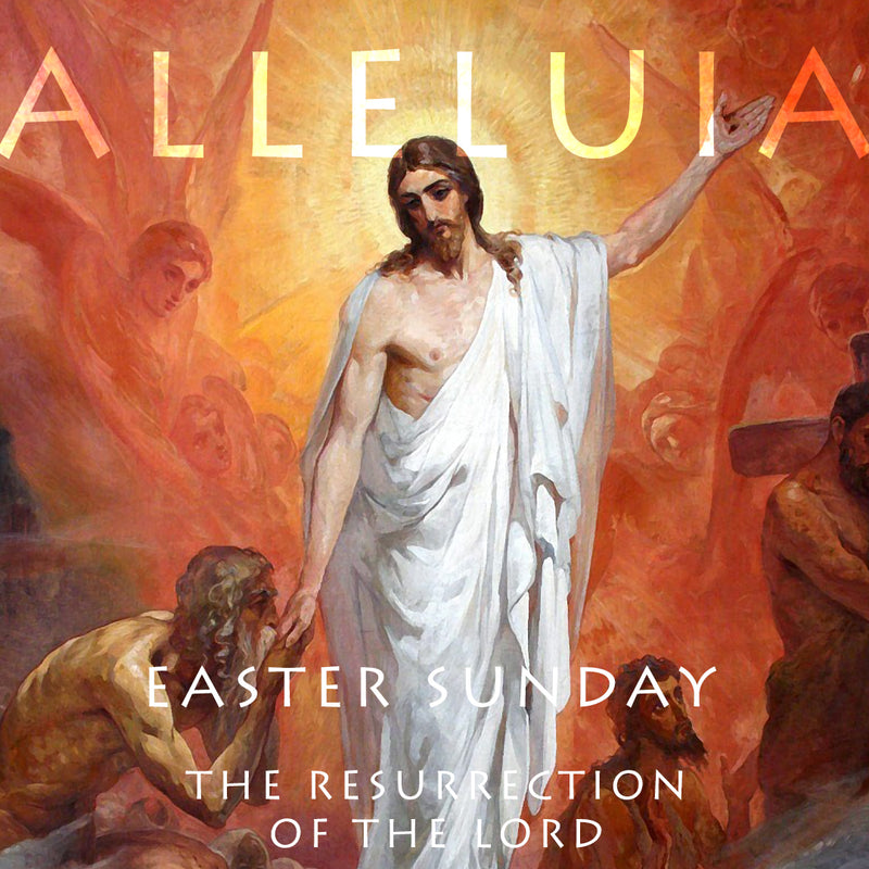 April 12, 20 – Easter Sunday