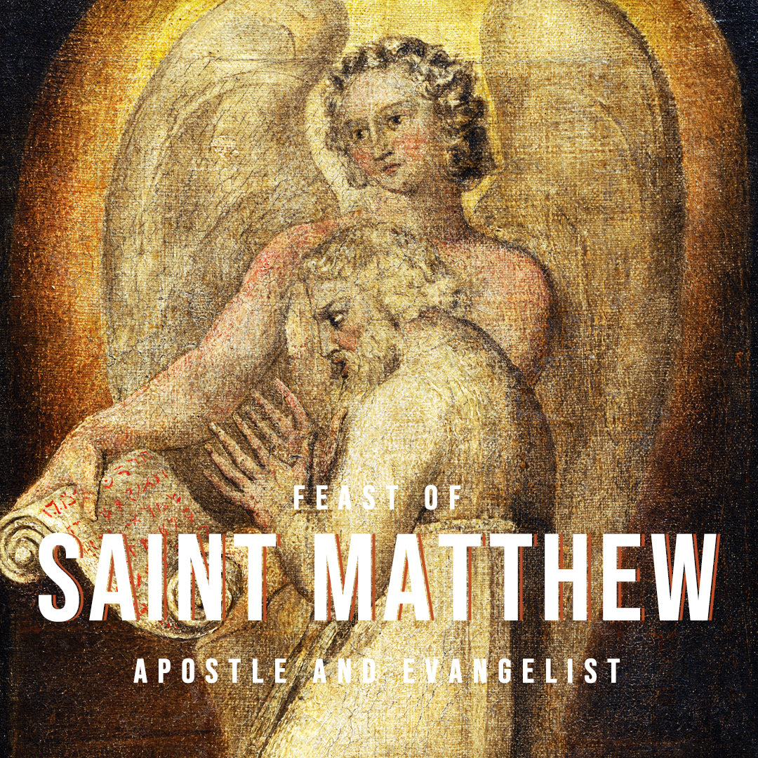 Feast of St. Matthew Campaign – September 21