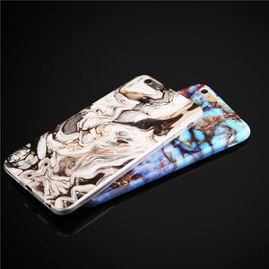 Bright Marble Phone Case