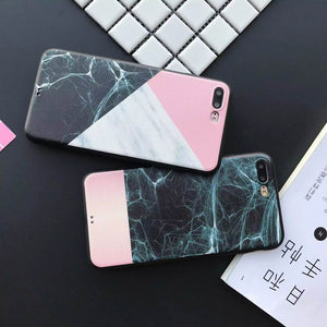 Marble Pattern Phone Case