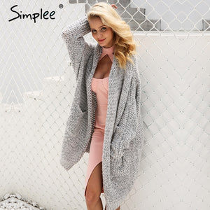 Cardy Knit Sweater