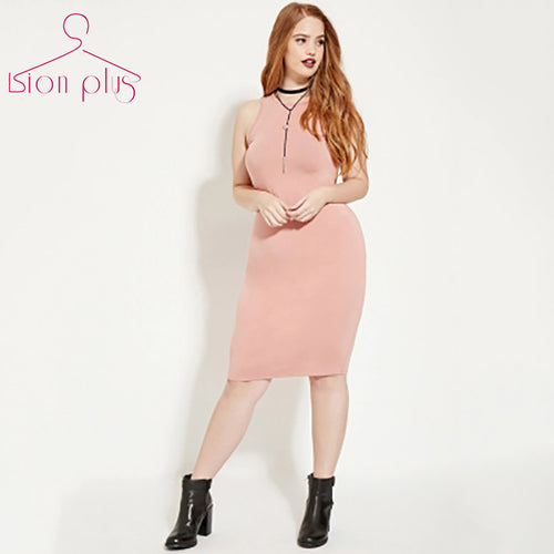 Pink Piranha Tank Dress