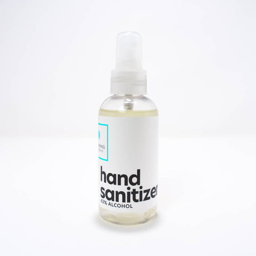 100% Natural Hand Sanitizer Powered with Essential Oil - Lift Blend 4oz