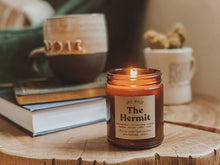 The Hermit ::: Shy Wolf Candle
