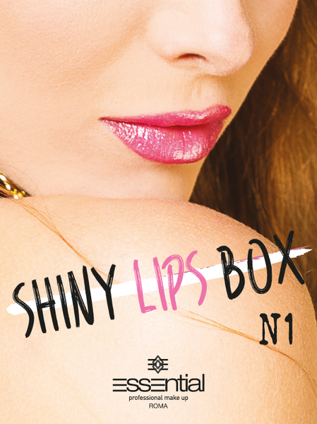 SHINY LIPS BOX N.1