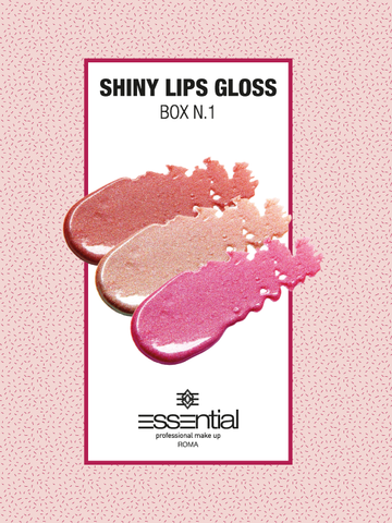 SHINY LIPS GLOSS BOX N.1