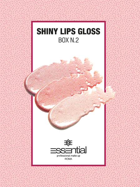 SHINY LIPS GLOSS BOX N.2