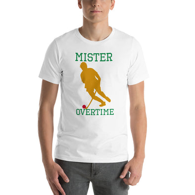 Mister Overtime Graphic Chicago T-Shirt for Men