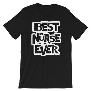 Best Nurse Ever T-Shirt for Men