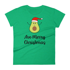 Avo Merry Christmas Women's T-Shirt