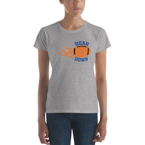 Bear Down Women's Shirt