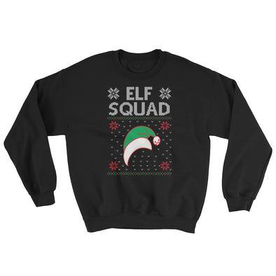 Ugly Christmas Sweater : Elf Squad Sweatshirt