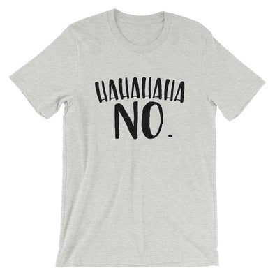 Ha Ha Ha Ha No. T-Shirt for Men
