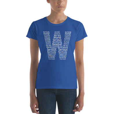 W Chicago T-Shirt for Women