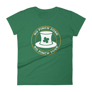 No Pinch Zone T-Shirt for Women