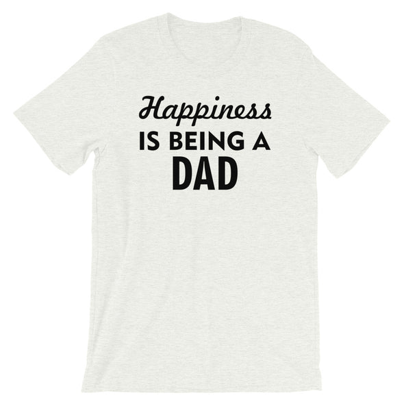 Happiness Is Being A Dad Father's Day T-Shirt
