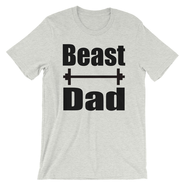 Beast Dad Father's Day T-Shirt