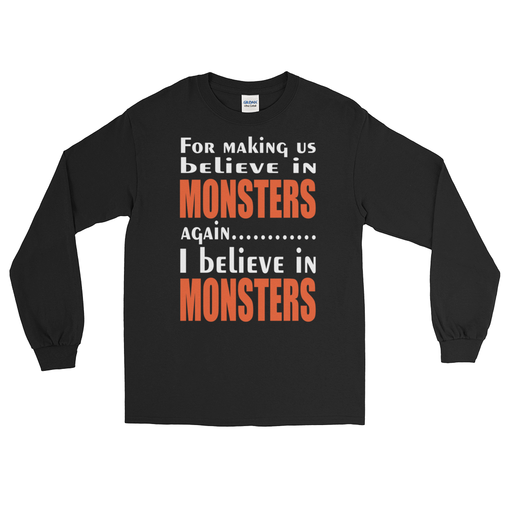 a20a7b81 For Making us believe in Monsters again.... - Chicago Bears Long ...