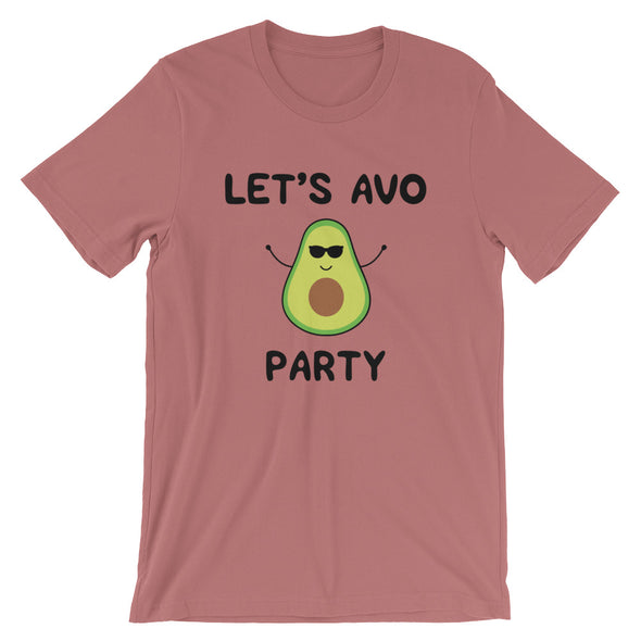 Let's Avo Party Men's T-Shirt