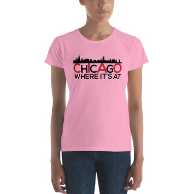 Chicago Skyline Women's T Shirt