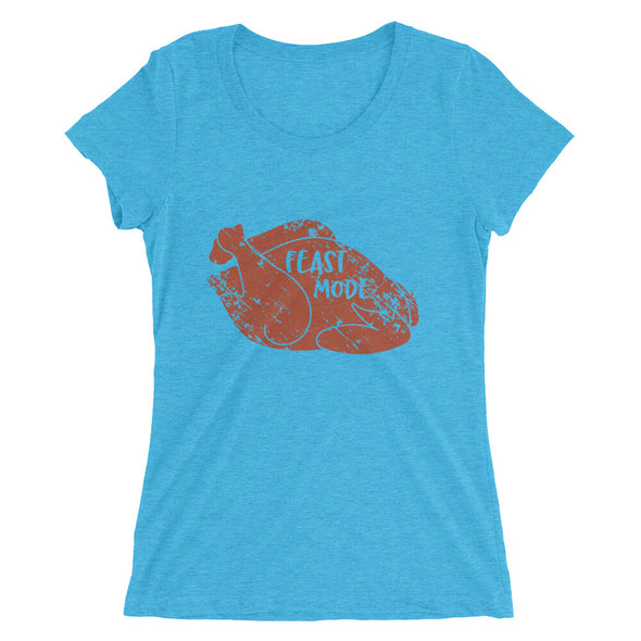 Feast Mode Thanksgiving Women's T-Shirt