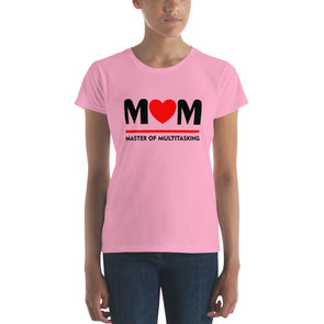 MOM - Master of Multitasking T-Shirt for Women