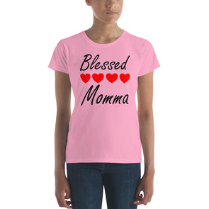 Blessed Momma - t-shirt for Women