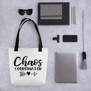 Chaos Coordinator Funny Tote bag