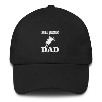 Bull Riding Cotton Sport Cap