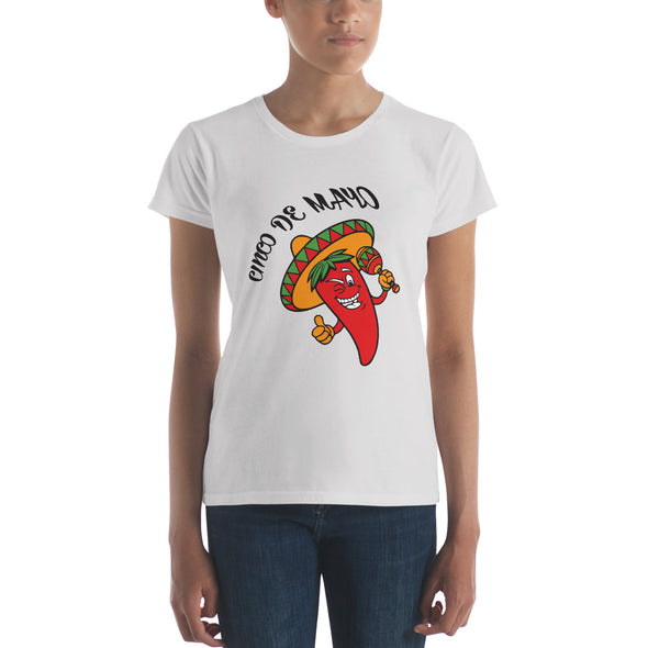 Cinco De Mayo T-Shirts for Women