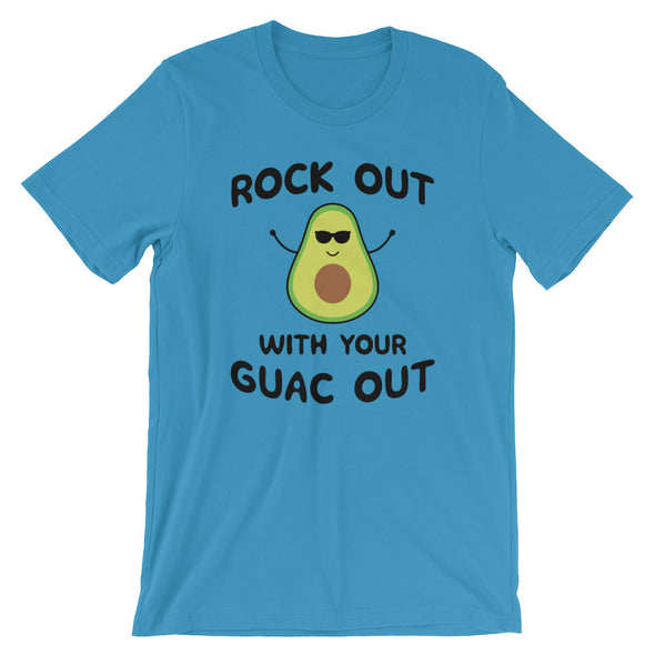 Rock Out With Your Guac Out Men's T-shirt
