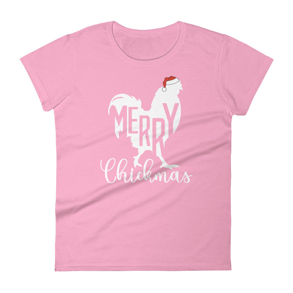 Merry Chickmas Women's T-Shirt