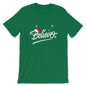 Believe Christmas Unisex T-Shirt