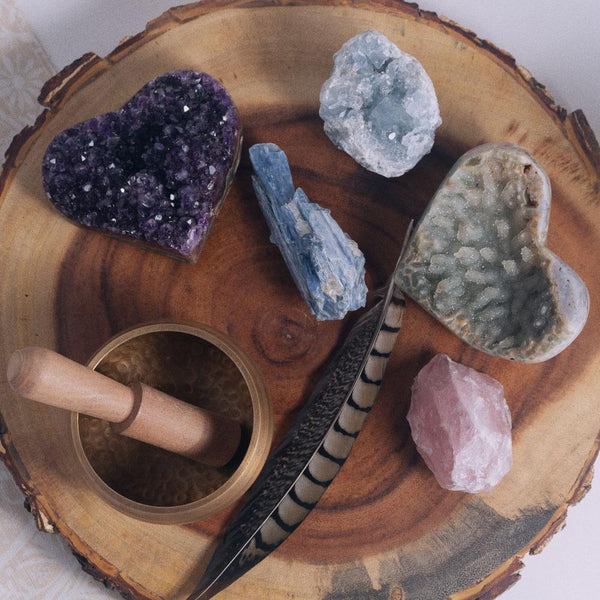 Healing Properties of Crystals