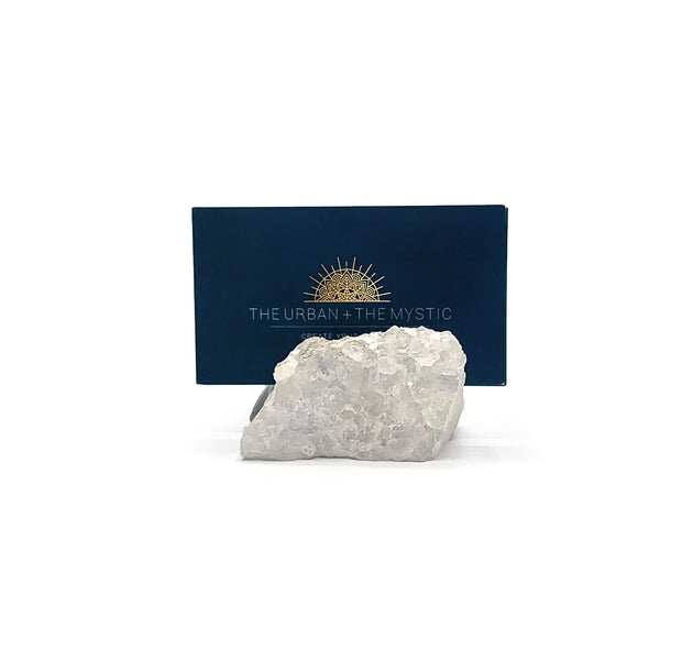 Agate Business Card Holder