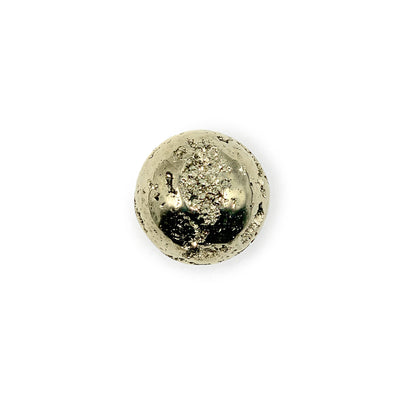 Gold Pyrite Sphere