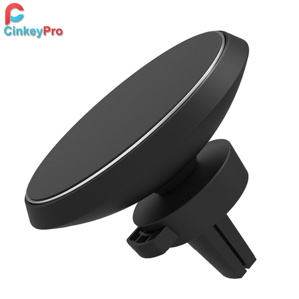 CinkeyPro Wireless Car Charger W3 Magnetic Holder