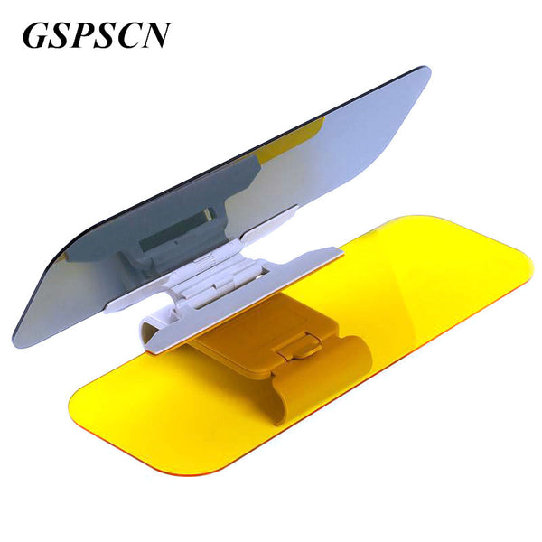 HD Car Sun Visor Mirror For Driver Day and Night