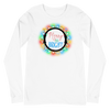 Merry and Bright Colors Long Sleeve Tee