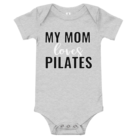 Pilates Makes Everything Possible! Ladies' Long Sleeve T-Shirt