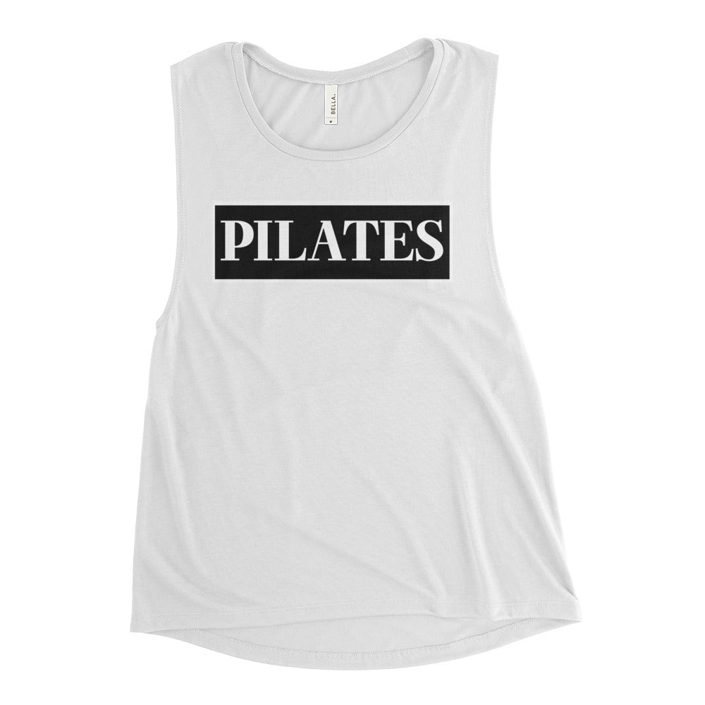 Pilates Ladies' Muscle Tank
