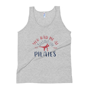 You Had Me At Pilates Tank Top