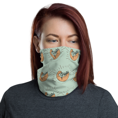 Retro Pilates Face Mask/Headband