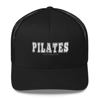 Pilates Trucker Cap