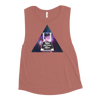 Wish You Were Here Ladies' Muscle Tank