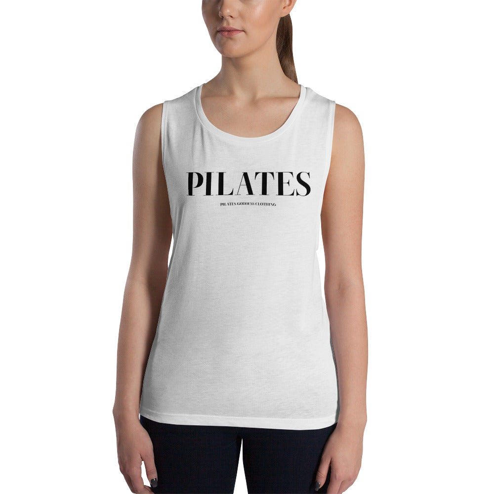 Pilates Muscle Tank
