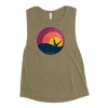 Sunset Teaser Ladies' Muscle Tank